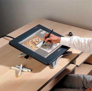монитор для рисования - фото 3