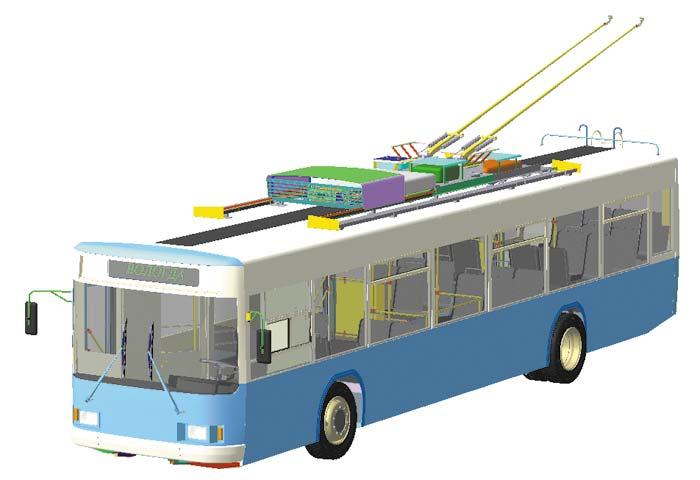 Износ троллейбусов в Петрозаводске на конец 2010 года составил 67%, сообщает городская администрация.