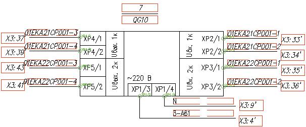 схемы монтажных соединений
