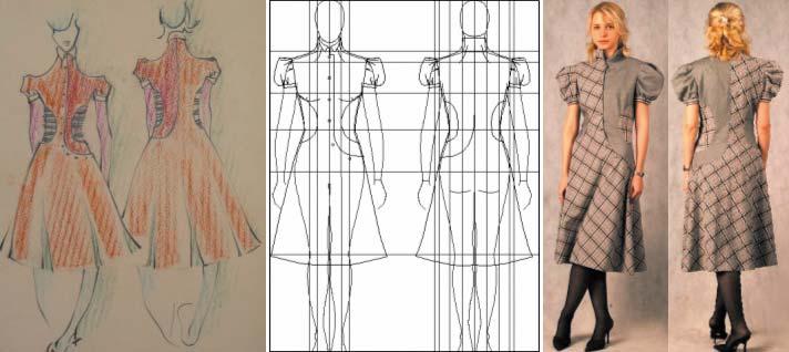 Описание: Эскизы моделей мужской одежды ВЕСНА.