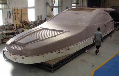 изготовление композитных лодок