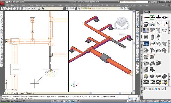программа для проектирования системы отопления