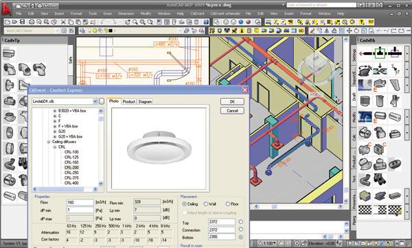 программа для черчения и проектирования в 3d