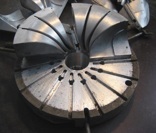 Форма для литья серебра