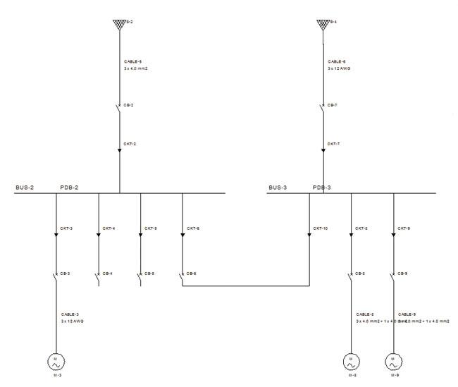 Программа Расчета Электрической Сети
