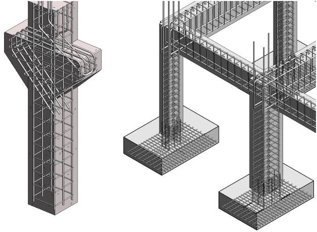 Рис 6 проектирование железобетонных