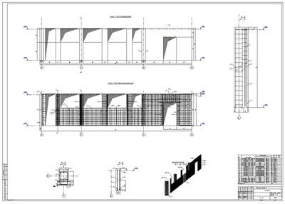Пример оформления архитектурного узла по ГОСТу