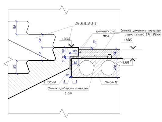 Пример оформления чертежа по ГОСТу