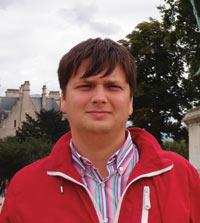 Кирилл Письмеров, технический директор северо-западного регионального представительства компании