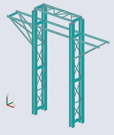 Рис.1. Модель, разработанная для марки КМ