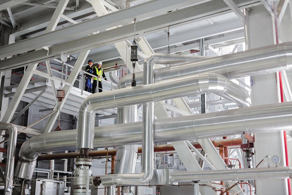 Наиболее крупные и сложные инвестиционные проекты реализуются в сфере энергетики