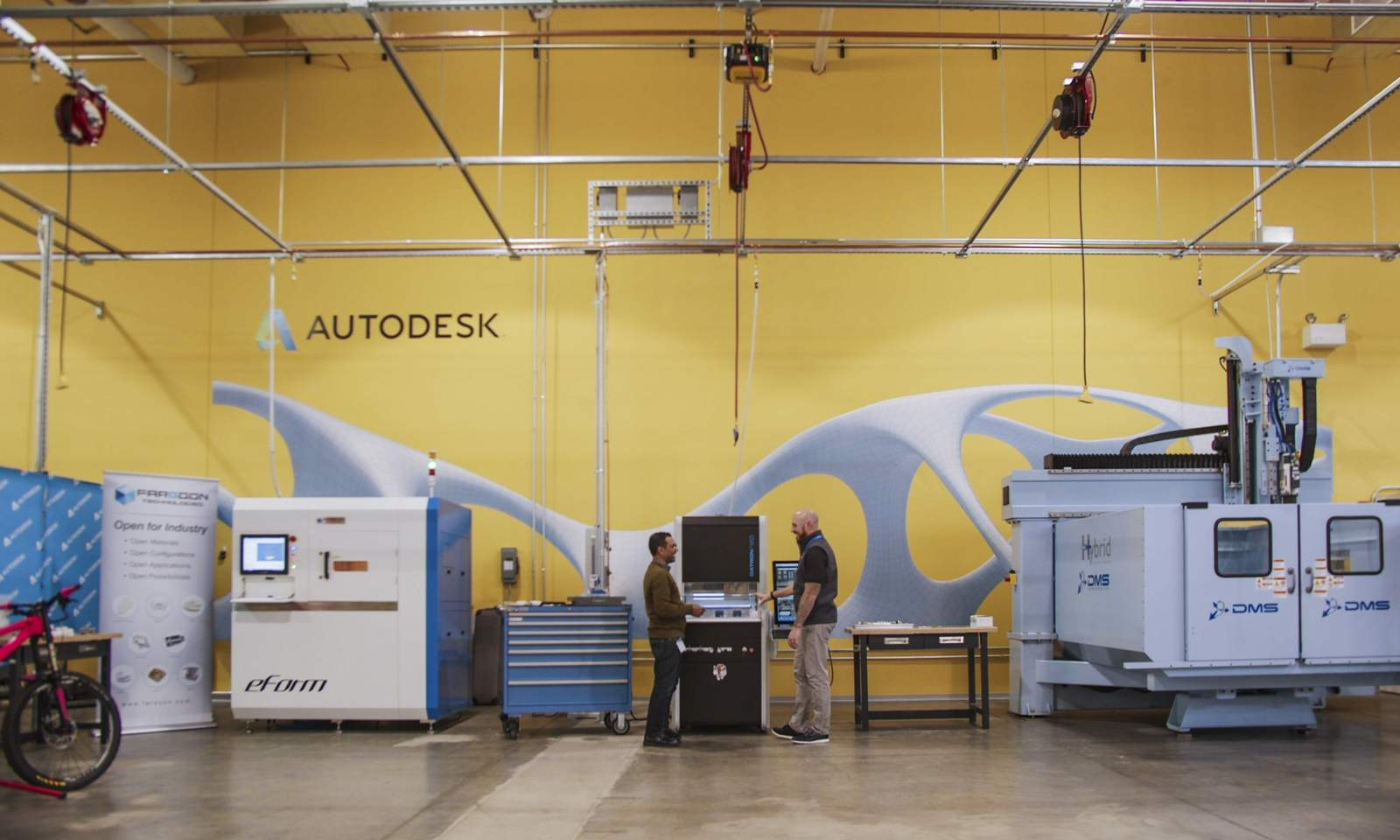 Autodesk's Generative Design Field Lab
